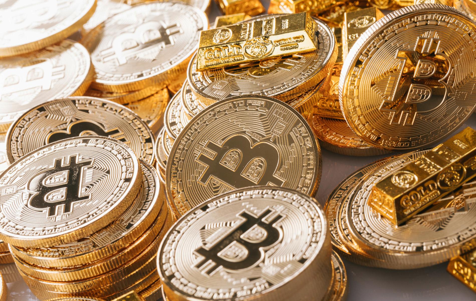 黄金现在价值超过11万亿美元。对于比特币来说,这是个好消息。 0001