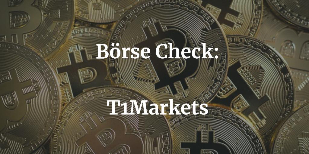 Börse Check T1markets