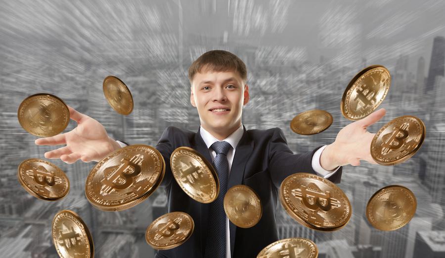 Ontdek een manier om €8.000 per maand te verdienen met Bitcoin