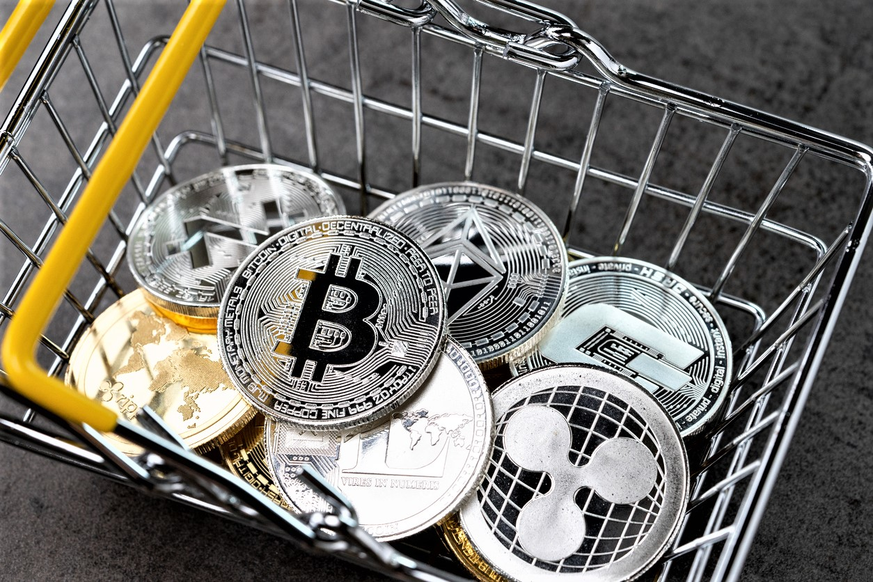 buy basket of cryptocurrencies