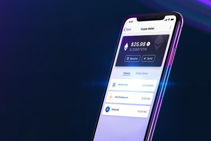 opera lance le premier navigateur pour iphone avec un crypto wallet intégré