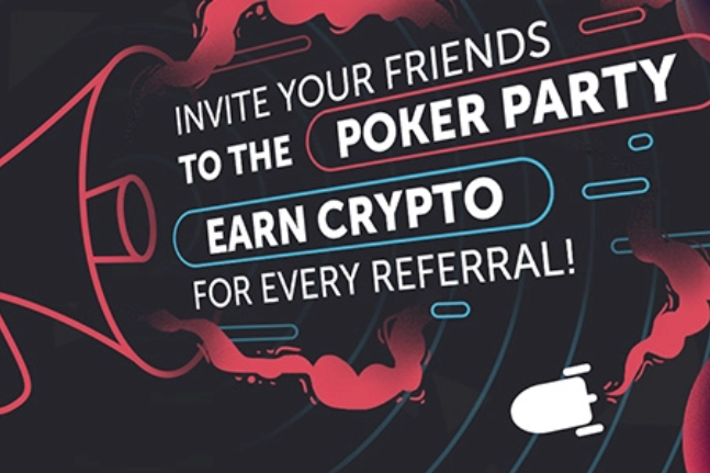 Playing to Win: Earn Crypto via CoinPoker's Referrals