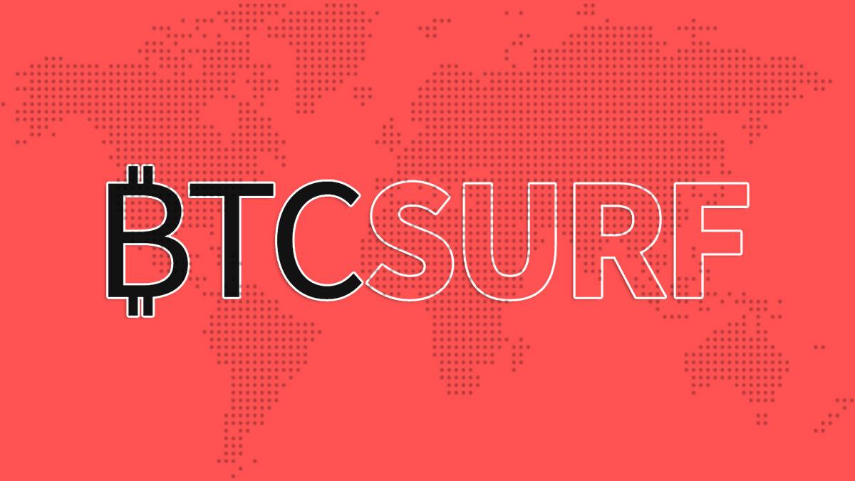 btc surfing