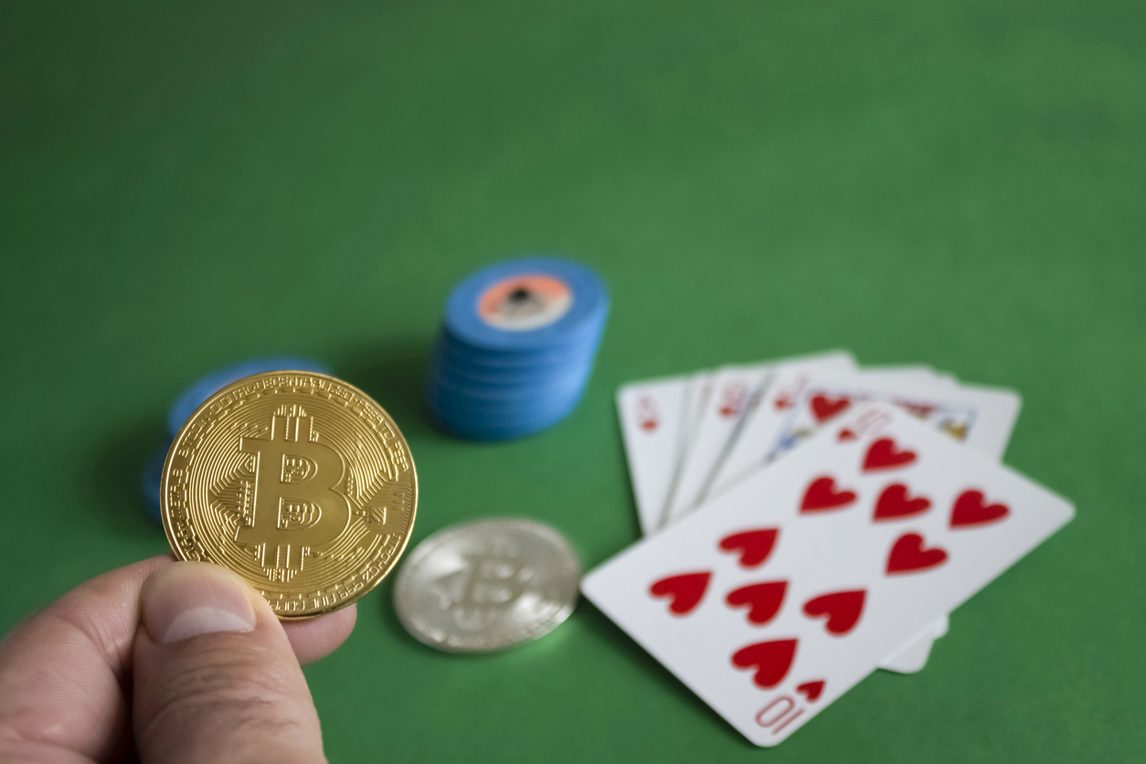 cryptocurrency gambling tax