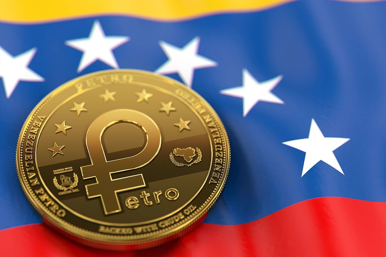 petro cryptocurrency price ptr