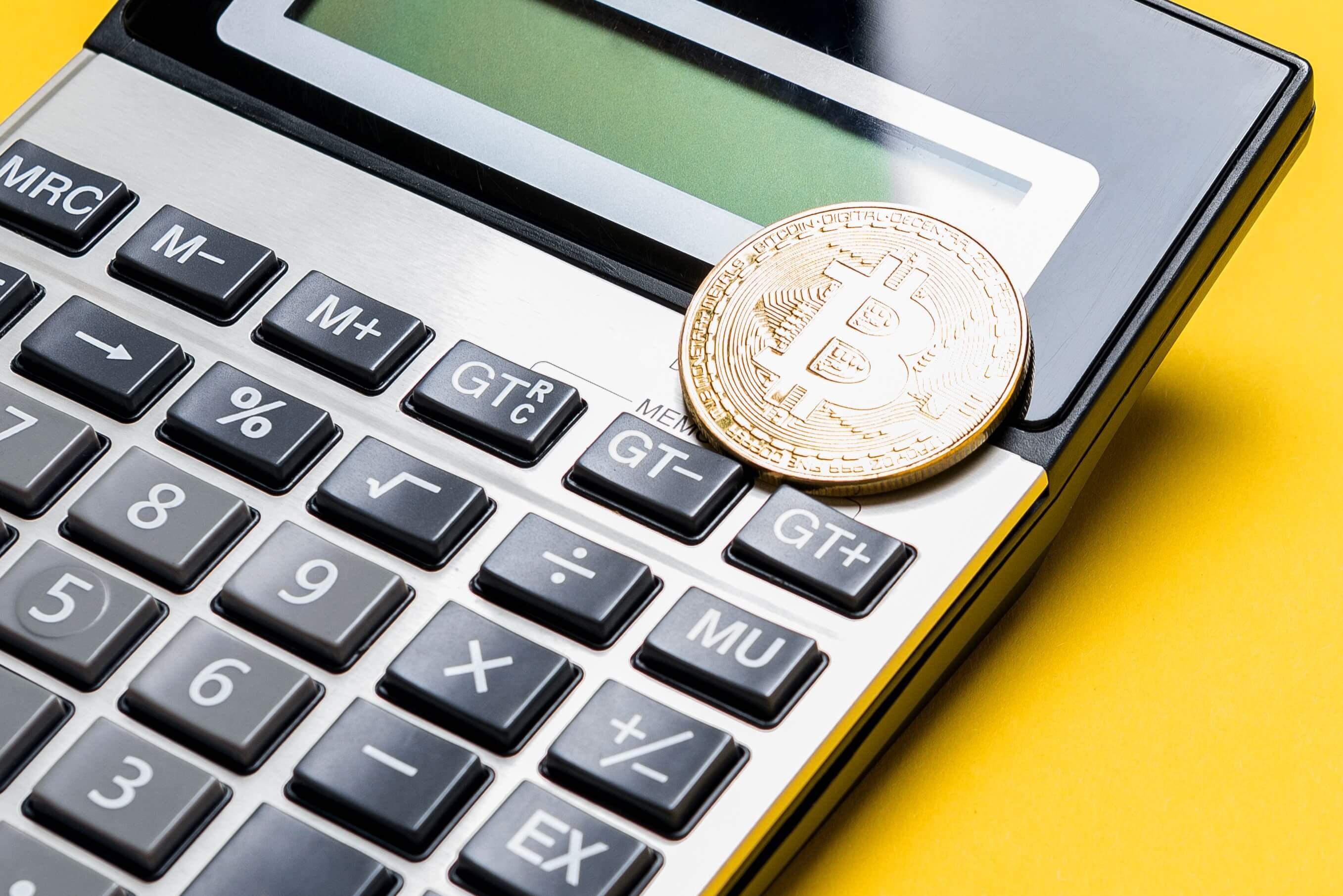 bitcoin mining calculator 2021