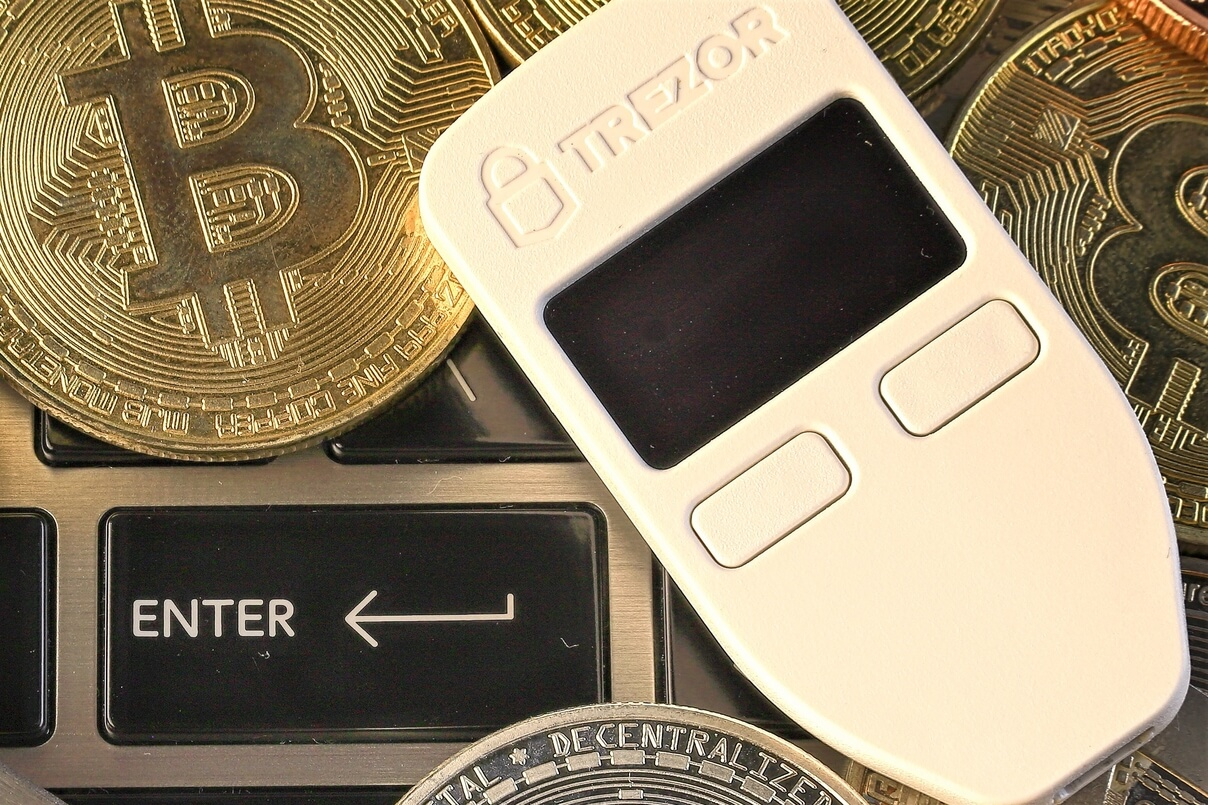 Bitcoin Wallet Chip