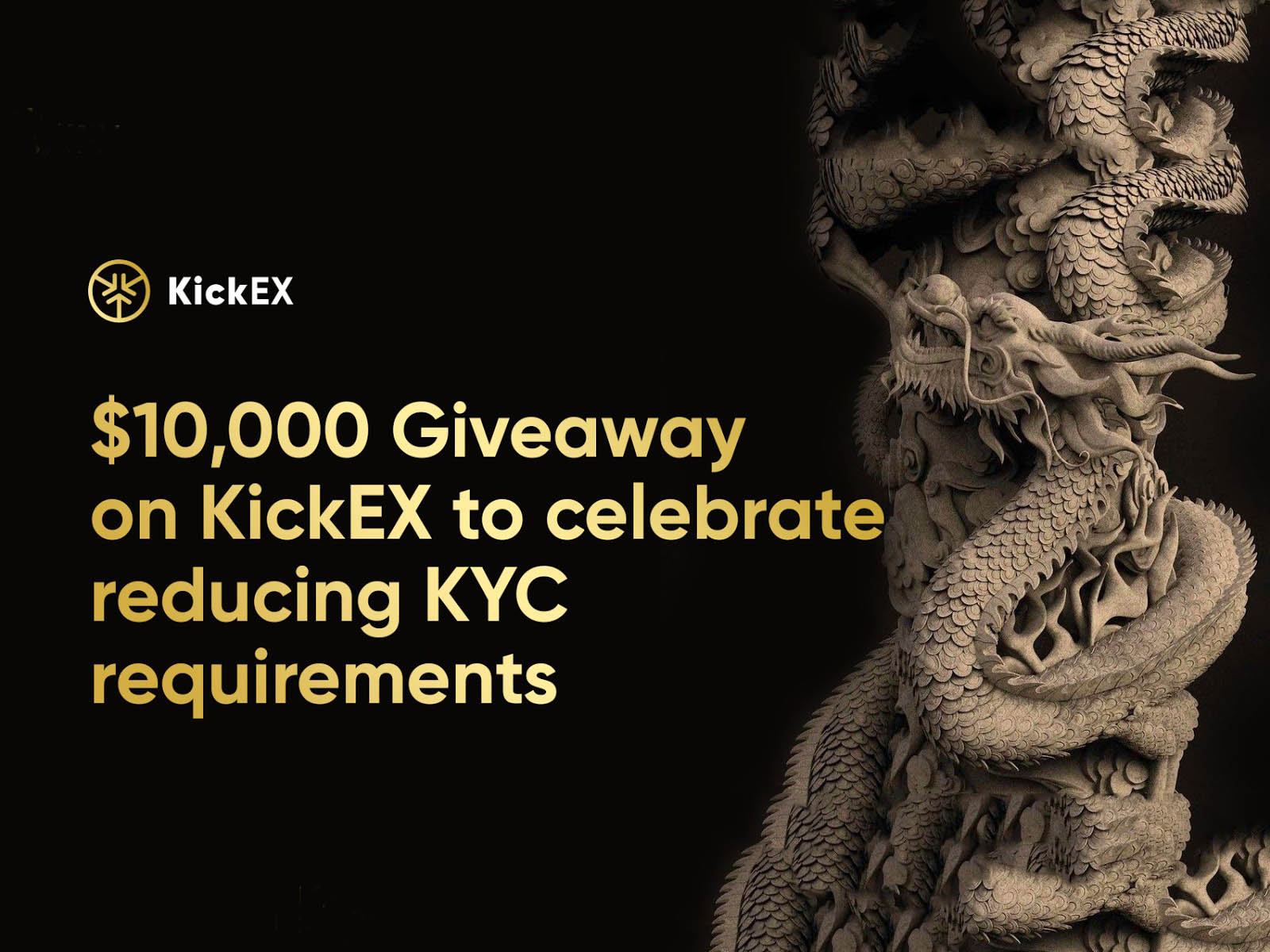 Kickex Gives Away 10 000 To Celebrate The Reduction Of Kyc Requirements