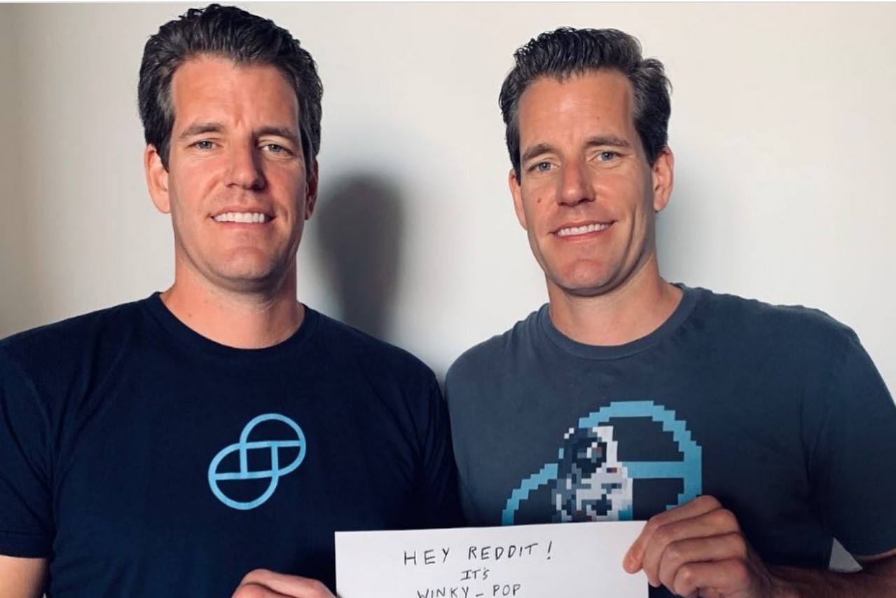 A GameStop Movie Is Coming – and the Winklevoss Are Going to Produce it