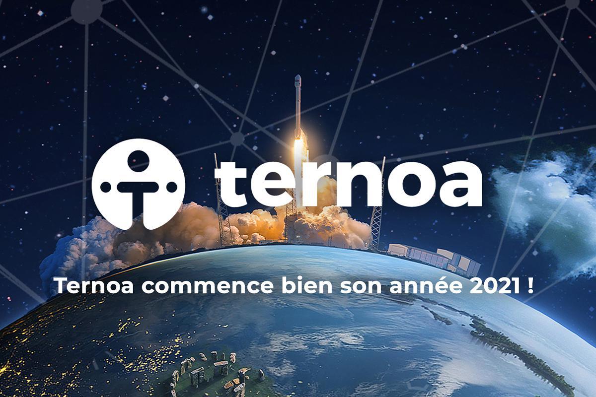 Ternoa commence bien son année 2021 ! - Cryptonews FR