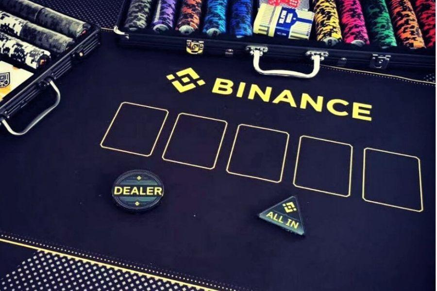 low supply coins on binance
