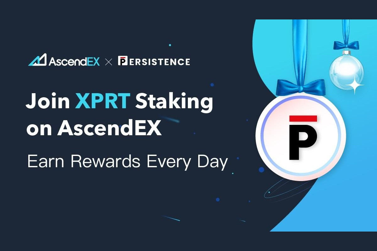 XPRT Staking on AscendEX