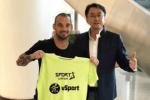 """Wesley Sneijder spreekt geloof uit in blockchain project """"vSport"""""""