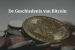 De Geschiedenis van Bitcoin (1) - De geboorte van een valuta