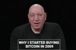 Der Mann, der im Jahr 2009 Bitcoins kaufte