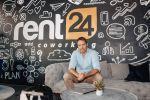 Robert Bukvic, Gründer und Geschäftsführer von rent24 im Interview