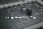 CryptoNews Eventtipp