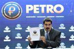 """Invisible"" Petro Launches, Maduro Promises Tradeability"