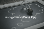 CryptoNews Event Tipp