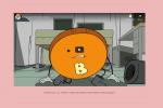 Naissance d'une série d'animation sur le Bitcoin