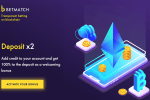 Place your bets on BetMatch!