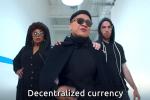 L'inventeur du Bitcoin se met au rap