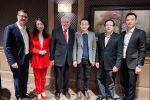 Justin Sun, Warren Buffett e altri ospiti finalmente a cena; TRX sale del 12%