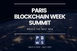 Paris Blockchain Week Summit annonce son grand retour en 2020