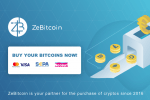 ZeBitcoin, your simple way to buy cryptos