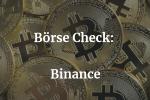 Börse Check: Binance