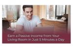 Verdien Bitcoin vanuit uw woonkamer in slechts 5 minuten per dag
