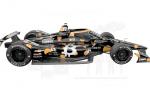La première voiture de course Bitcoin (BTC) au monde participera aux 500 miles d'Indianapolis