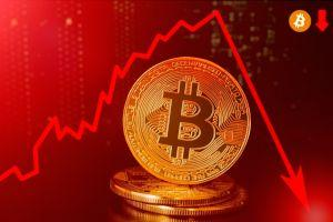 Bitcoin Drops Below USD 10,000, Erases 24 Hour Gains in Minutes