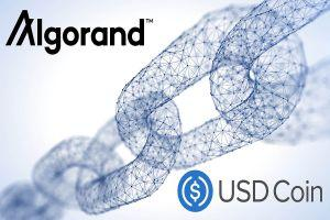 USDC Ends Ethereum Exclusivity, Begins Algorand Partnership