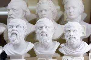 The Twitter Hacks and Battles of Plato, Socrates and Aristotle