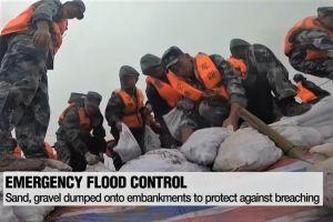 Devastating Floods in China