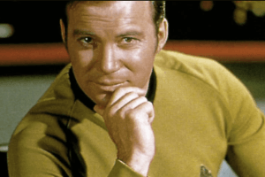 Captain Kirk Goes Crypto Collectible with Shatner-WAX Partnership