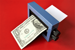How BRRRing Money Printers Today Might Lead to Higher Taxes Tomorrow
