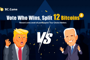 Win Up to 12 BTC in TRedump vs BidGreen Battle at BC.Game!