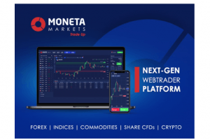 Why should traders and investors trade cryptocurrencies with a CFD broker like Moneta Markets?