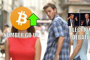 Elections, Votes, Polls, Choices and 20 Crypto Jokes