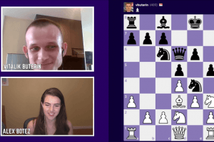 Ethereum King Buterin Loses Live Showdown to Twitch Chess Queen