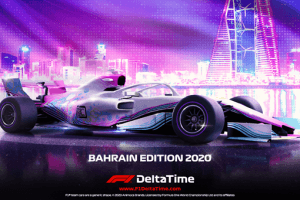 "F1® Delta Time's ""Bahrain Edition 2020"" NFT Auctioned for ~US$77,414"