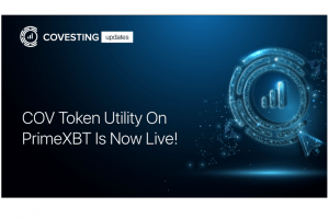 Covesting Reveals Surprise COV Token Burn To Celebrate Utility Implementation Launch
