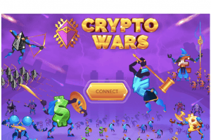 CryptoWars Is An Ideal Combination of Gaming and Liquidity Mining