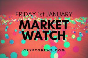 Bitcoin and Altcoins Target Fresh Highs In New Year