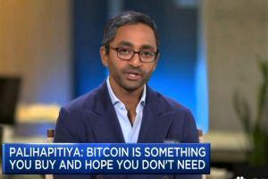 Bitcoin Bull Palihapitiya May Stand a Chance of Becoming California's Governor