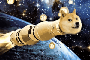 DOGE Up 44% In An Hour As 'Chairman of WallStreetBets' Asks About Dogecoin