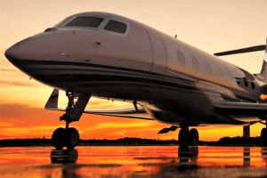 Private Jet Booking Company Claims Its Sales Grows on Bitcoin Payments