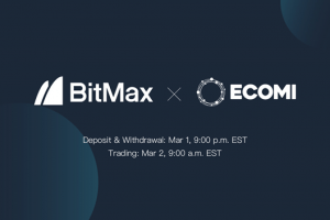 ECOMI to List OMI Tokens with BitMax